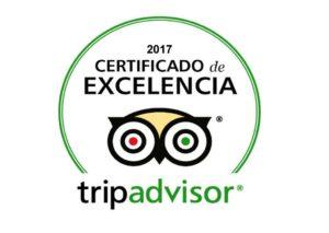 TripAdvisor reconoce la excelencia de El Cid Vacations Club