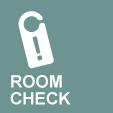 Room check badge for Ventus at Marina El Cid