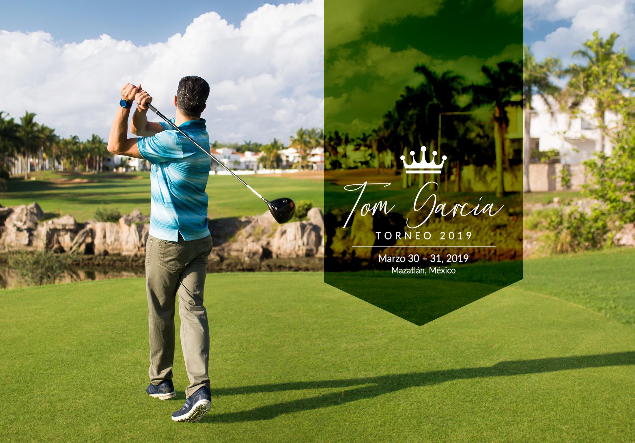 Torneo de Golf Tom García 2019