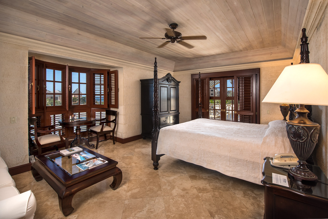 Junior Garden View Suite - Bedroom-X2