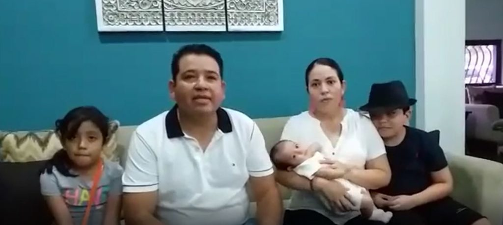 Familio Niño Diaz de Torreon