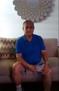 Luis Peralta socio desde hace 14 años en El Cid Marina Mazatlan