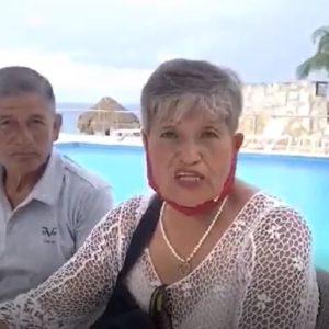 Carmen Campos nos comparte desde Cozumel