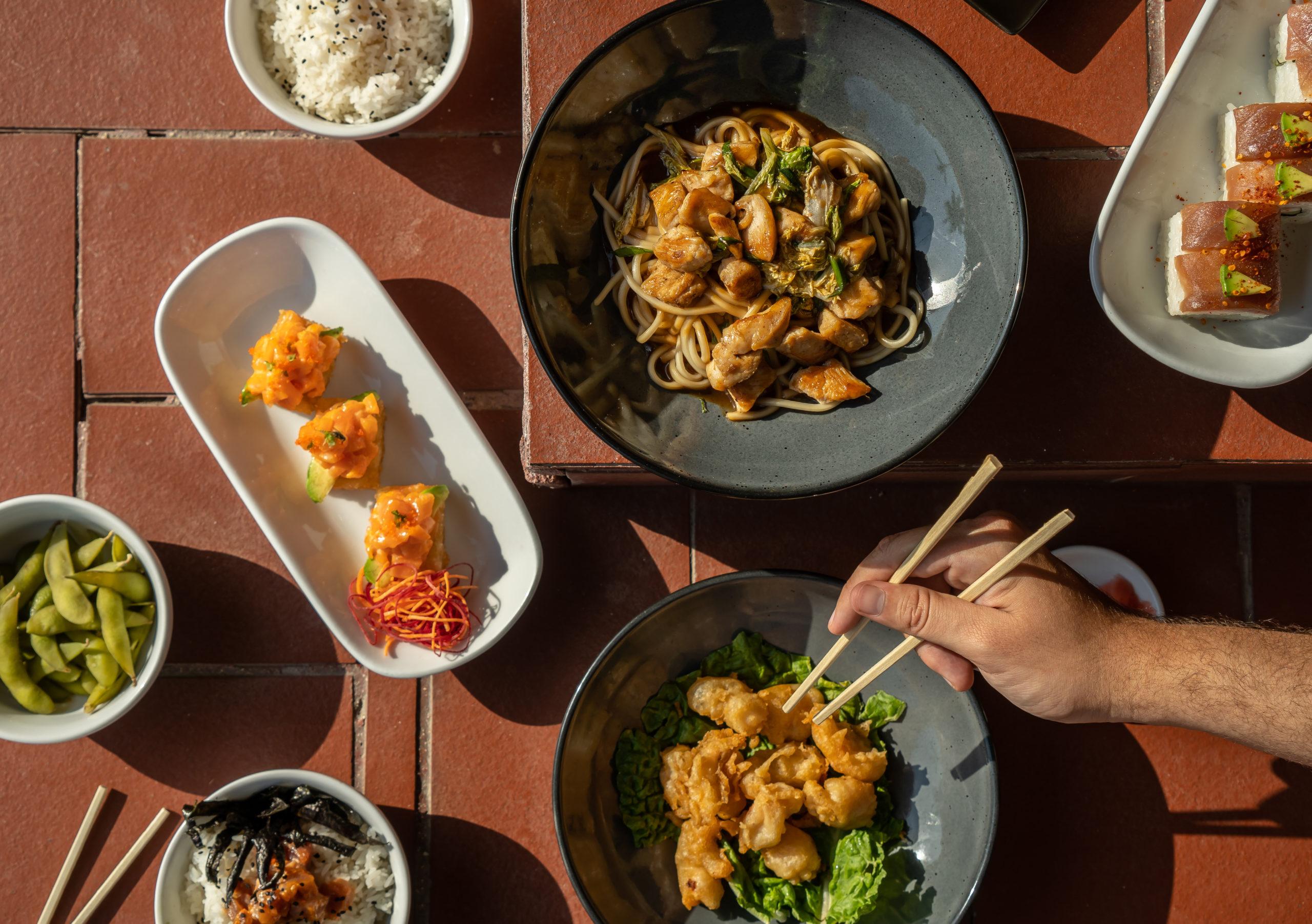 Nuevo Menú del Restaurante Japonés Ban-Horu en El Cid Vacations Club Mazatlán